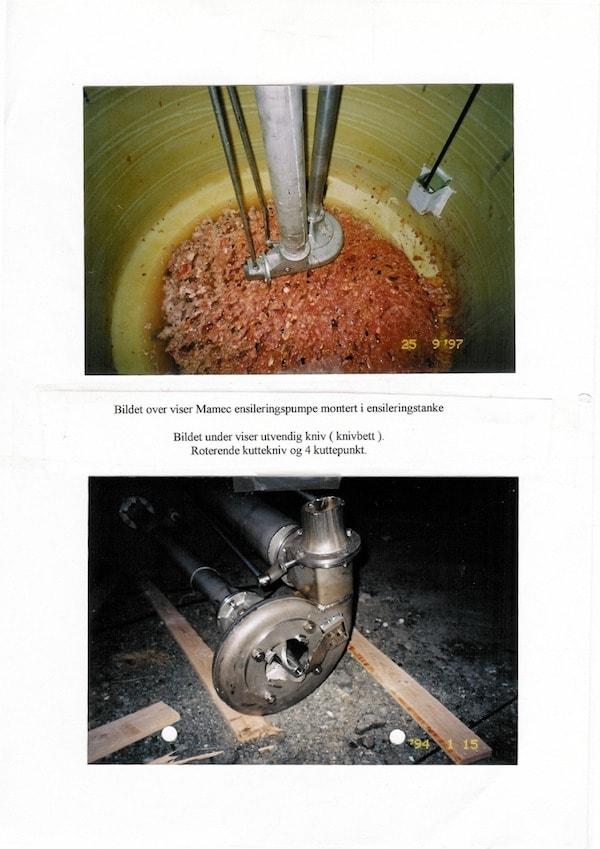 Mamec pumper